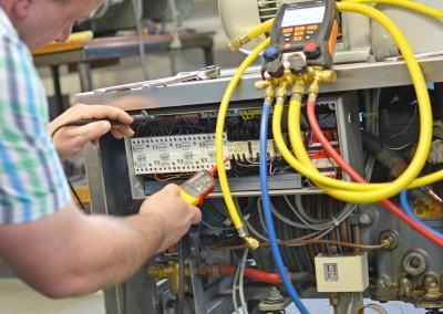 Wartung und Instandhaltung - Albert Gerätebau