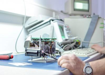 VDE Geräteprüfung - Albert Gerätebau