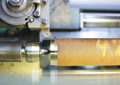 Metallverarbeitung Universaldrehmaschine - Albert Gerätebau