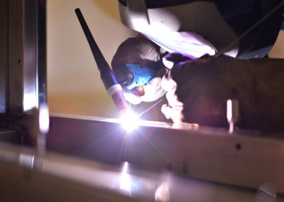 Metall- und Oberfächenbearbeitung - Albert Gerätebau