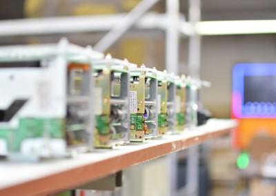 Elektromechanische Bauteile in Kleinserie - Albert Gerätebau