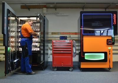 POS System GOODSTER - Albert Gerätebau